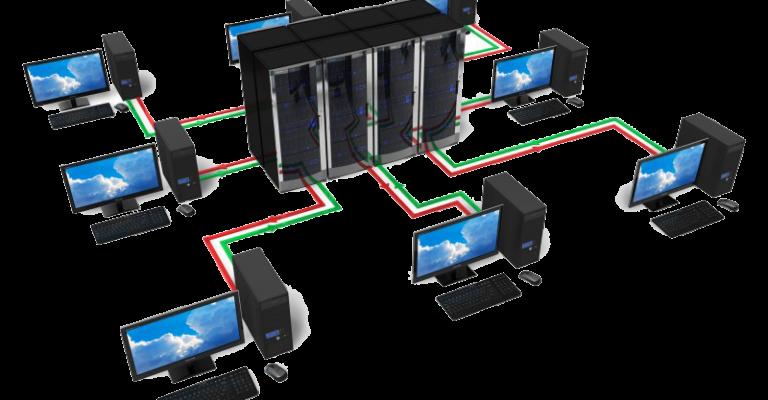Serverji linije